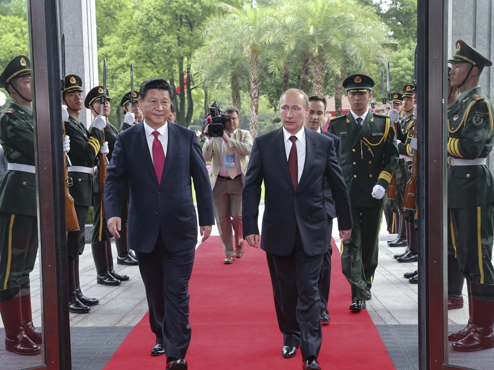 中方警告欧洲,挑拨中俄两国关系的企图毫无前景