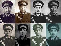 九一三后11大军区司令员