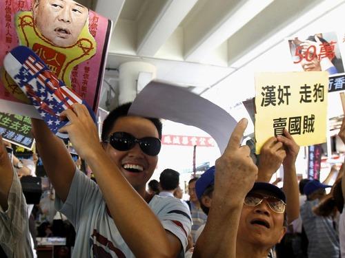 港学联公布罢课安排 不排除更多不合作运动