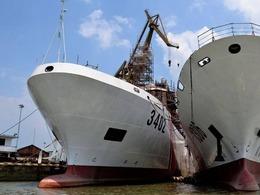 中国数艘3千吨级海警船曝光[图]