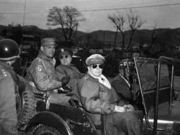 朝战韩军自毁长城始末