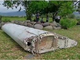 疑似MH370残骸被发现