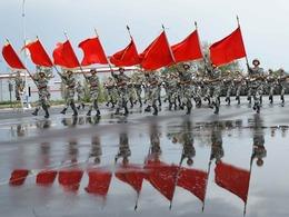 检验朋友圈 阅兵政治引爆中南海