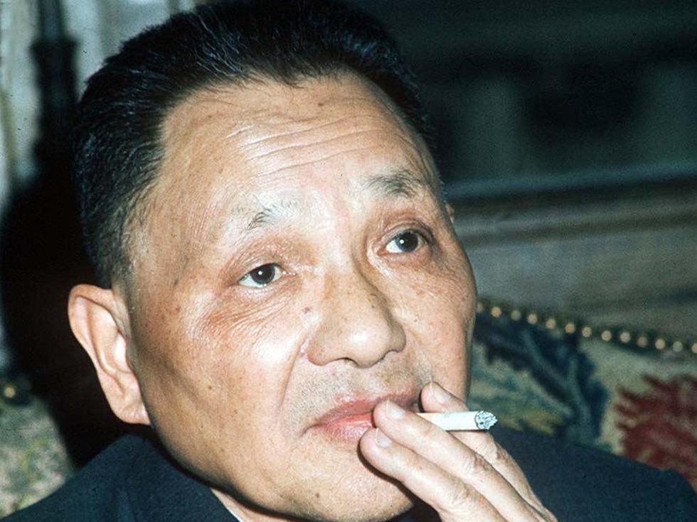 邓小平对中越战争的重要讲话
