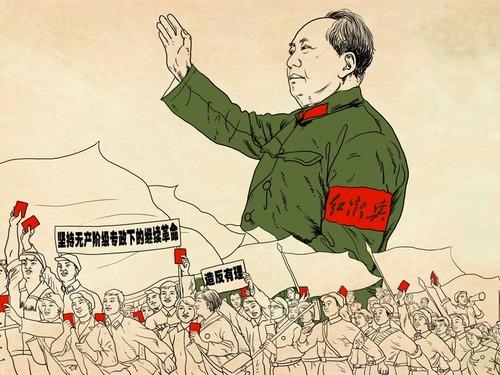 警卫:毛泽东接见红卫兵真实心态