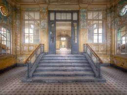 探访德国纳粹神秘军事医院