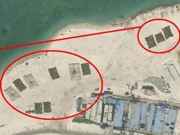 红旗9导弹现身南海 华军方释放强硬信号