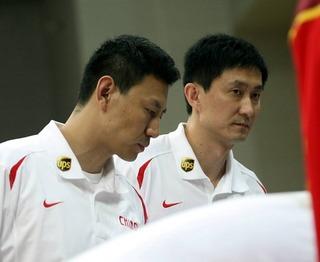 中国男篮的未来