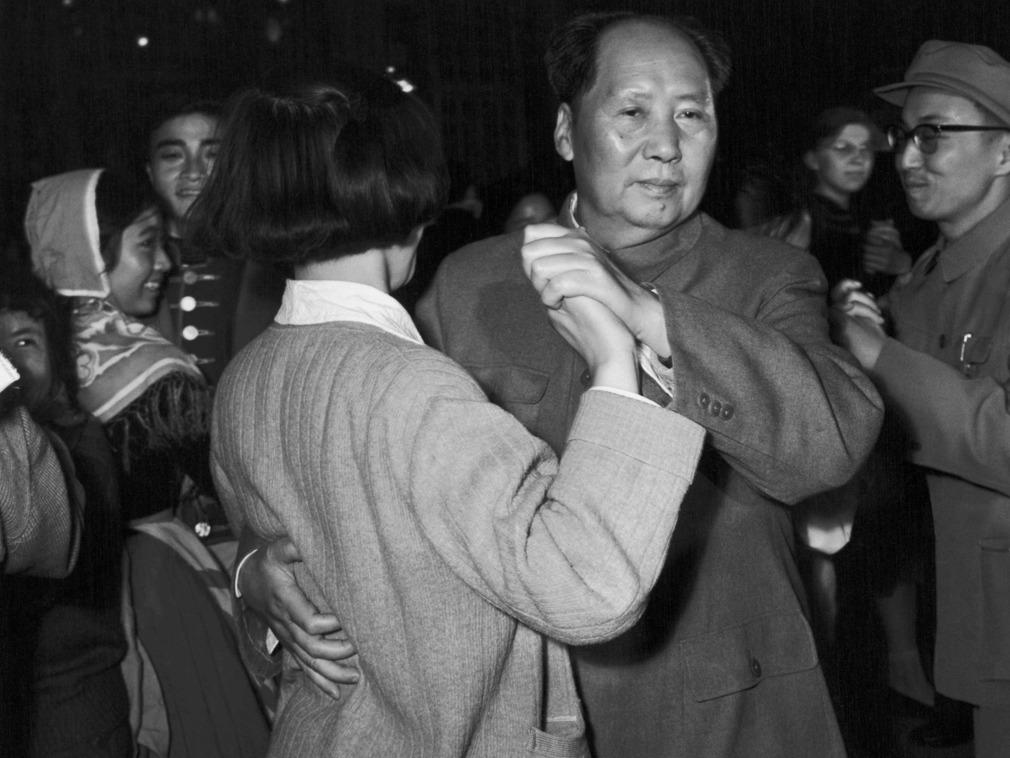 彭德怀大为震惊 从朝鲜飞奔中南海问毛选妃一事