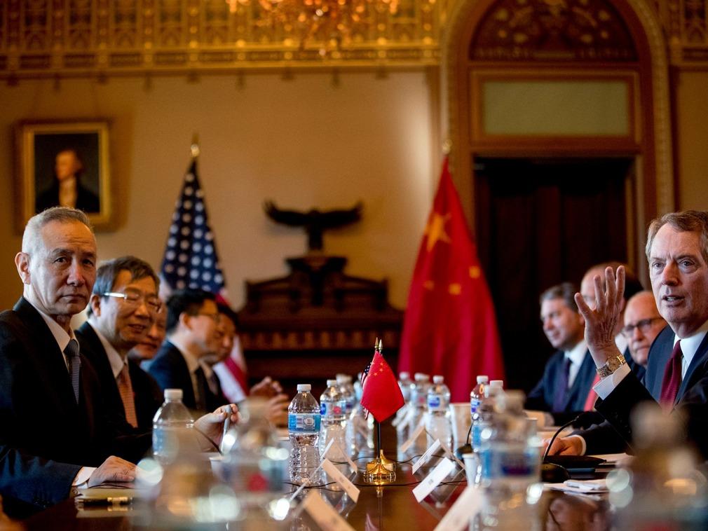 刘鹤领衔中美新一轮谈判 欧洲金融巨头作出预测