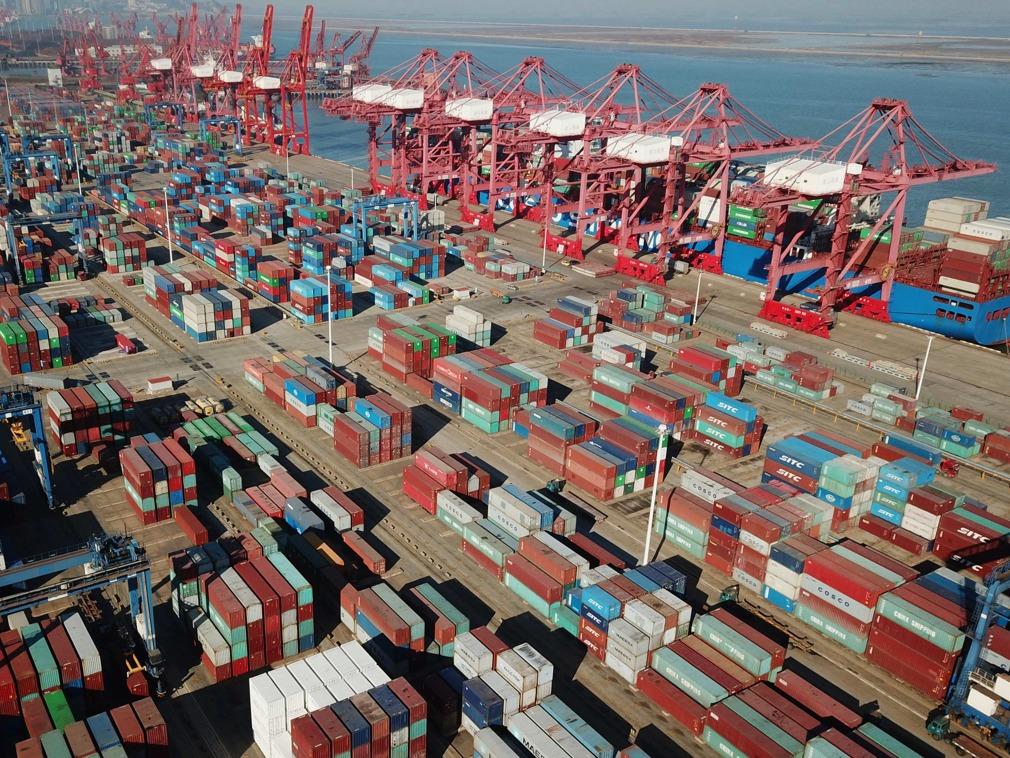 内需低迷令中国5月进口创近三年最大降幅(图)