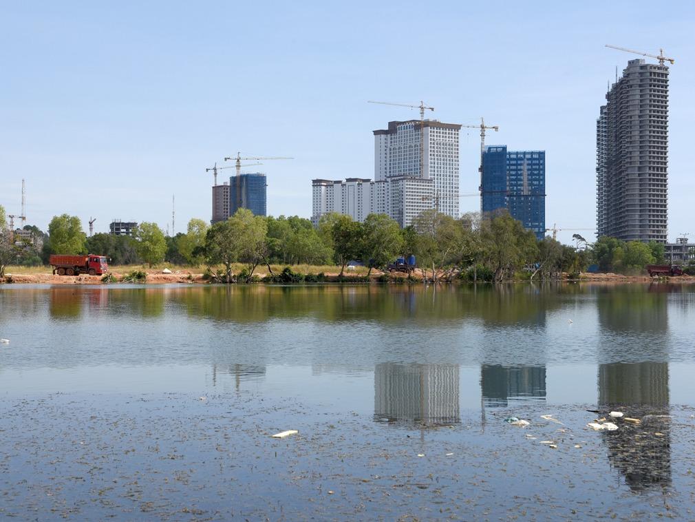 柬埔寨的中国城 赌场林立中国人数量超当地人[图集]