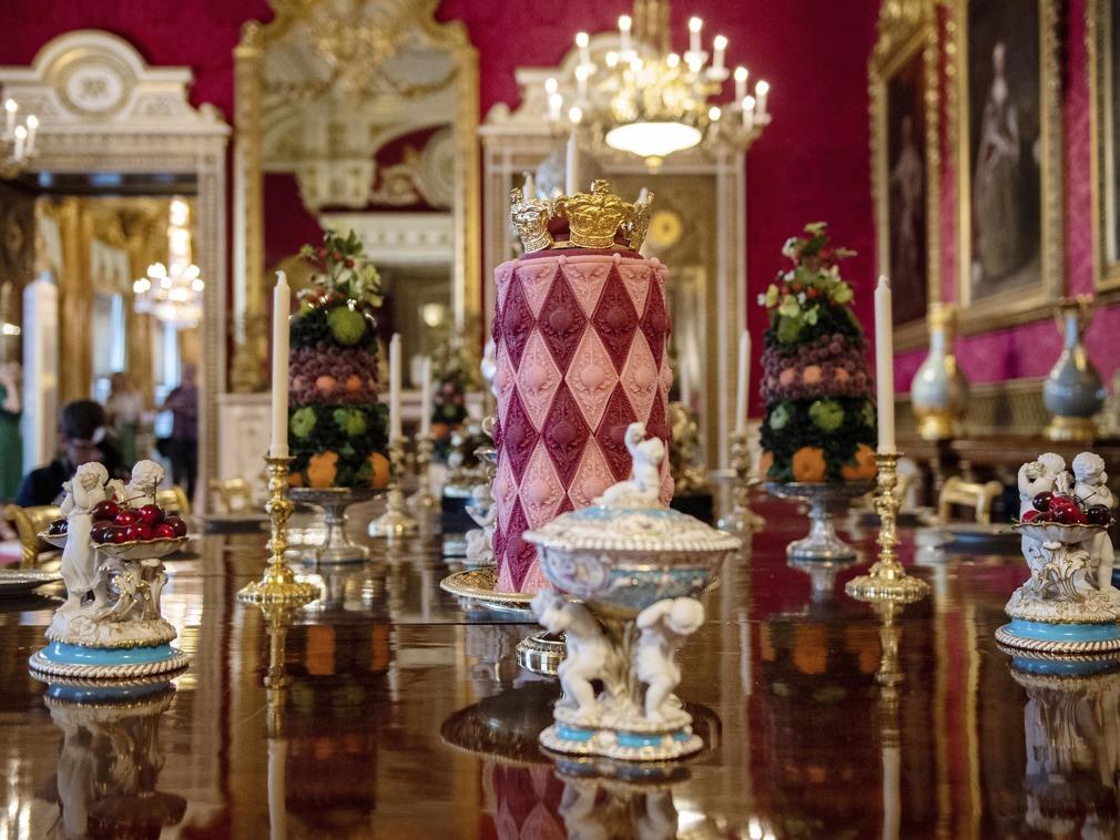英白金汉宫迎来夏季对外开放日 探秘英国王室的日常[图集]